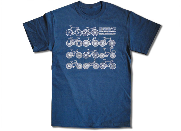 BikeCAD T-shirt