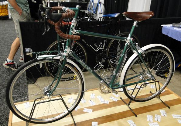 Herbie Helm's Show Bike