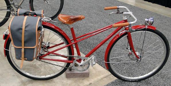 Vanilla Tiny Bicycle
