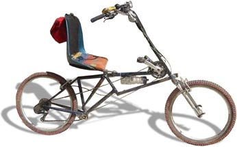 Off-Road Recumbent