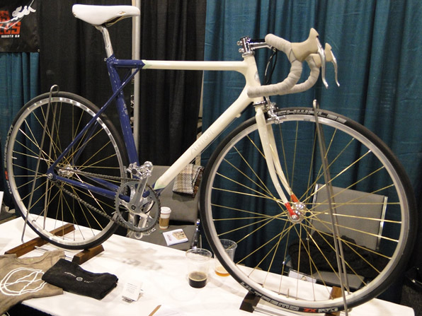Airtight Cycles at NAHBS