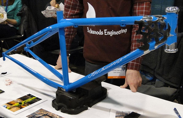 Backwoods Engineering at NAHBS