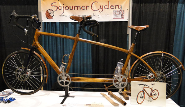 Sojourner at NAHBS