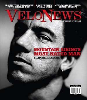 VeloNews June 2, 2008Vol 37/No. 10