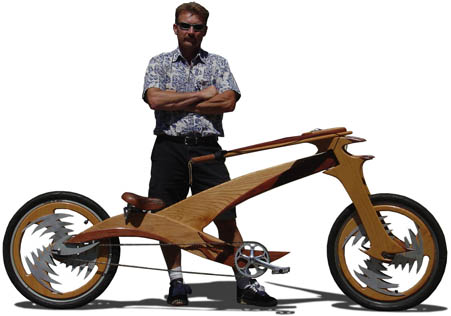 Wooden Chopper