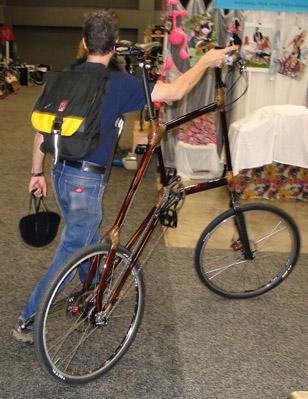 Calfee Tall Bike