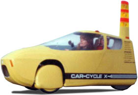 Car-Cycle X-4