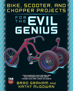 Evil Genius Book Cover