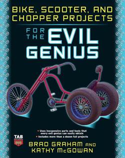 Evil Genius Book Cover