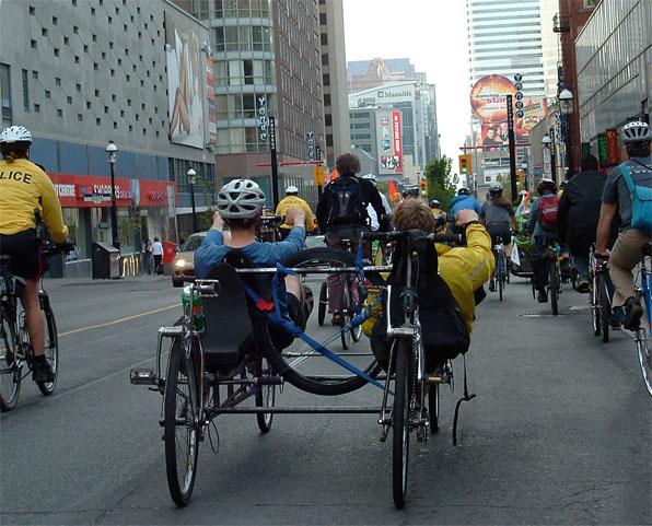 Toronto Group Commute