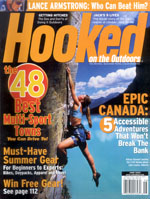 Hooked on the Outdoors Magazine