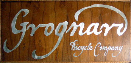 Grognard Bicycle Company