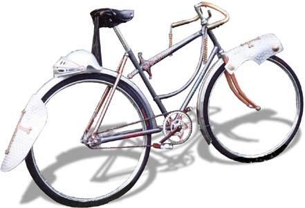 Norman Art Bike
