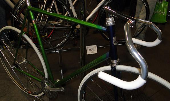 Bishop Track Bike
