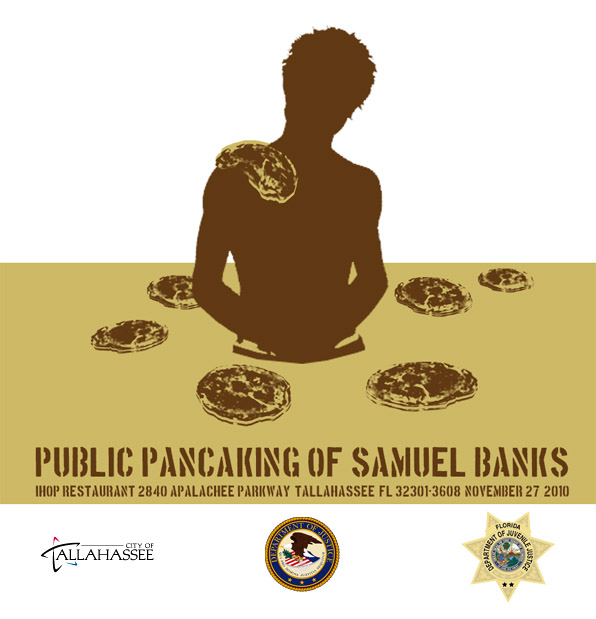 Public Pancaking of Samuel Banks