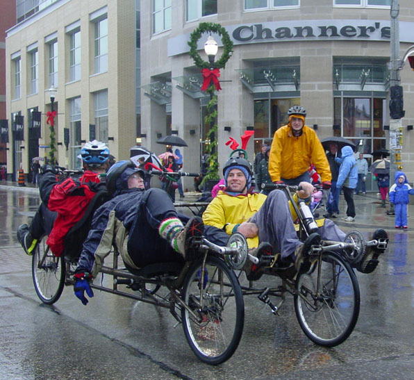 KW Santa Claus Parade