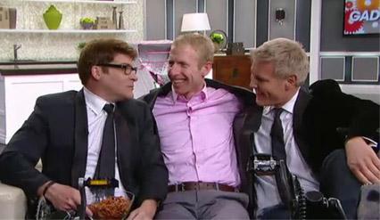 Brent on Steven and Chris