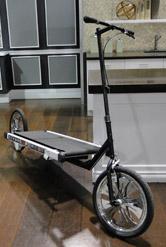 Treadmill Bike on Steven and Chris