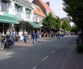 Town in Zeeland