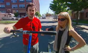 Treadmill Bike on Le banc d'essai du peuple
